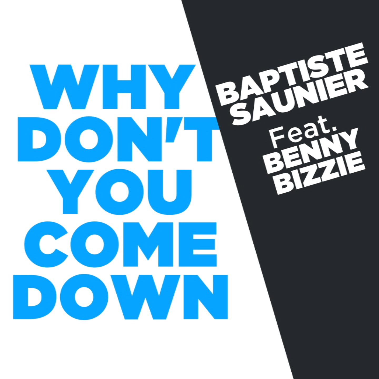 Food For Remixers: Acapella Of 'why Don't You Come Down