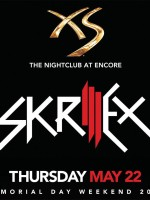 Memorial Day Weekend-Skrillex