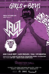JAUZ at Webster Hall